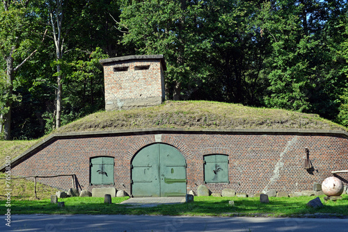 Festung Werk VI an der Swine in Swinemünde