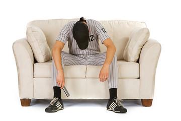 Baseball: Fan Upset His Team Has Lost
