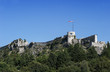 canvas print picture - Alte Festung in Klis, Kroatien