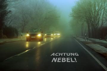 Achtung Nebel!
