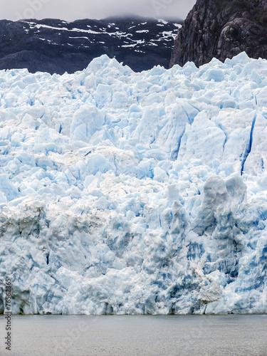 Foto op Aluminium Gletsjers Gletscher San Rafael