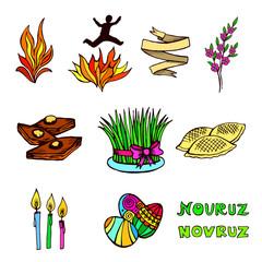 Nowruz pattern