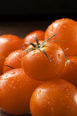山盛りのトマト Tomato