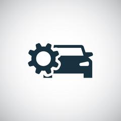 car settings icon