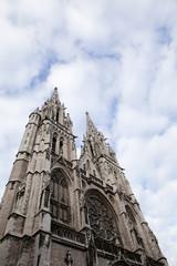 cathédrale édifice catholique