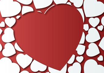 cartolina cuore