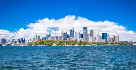Beautiful landscape of Sydney city. Australia.