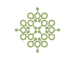 flower logo v.4