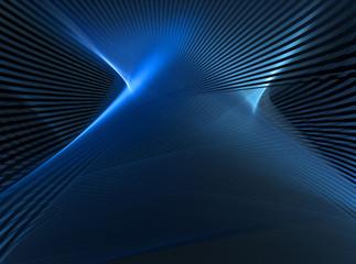Abstract fractal design