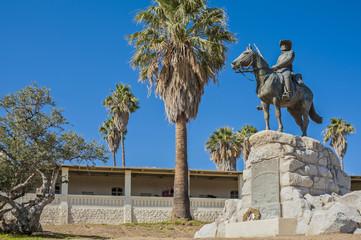 Windhoek, Reiterdenkmal