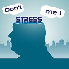 Stress theme