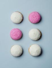 Marshamallow biscuits