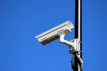 Camera de surveillance de voie publique