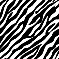 Zebramuster nahtlos