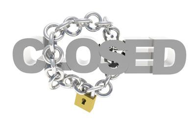 Closed Lock Chain