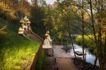 Святой источник holy spring