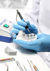 Dentysta, ubytki zębowe, próchnica zębów