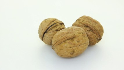 Group of walnuts