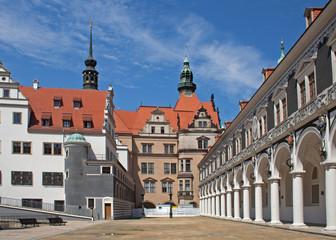 Dresden Marstall