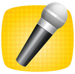 Microphone - Illustration