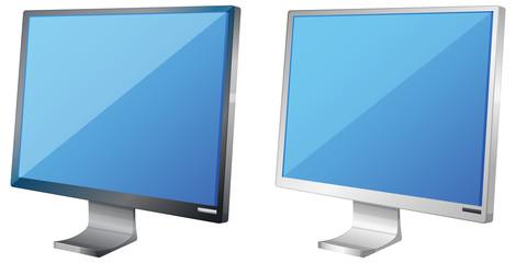 Monitor Icon - Illustration