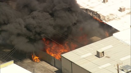 Warehouse Firefighters Las Vegas