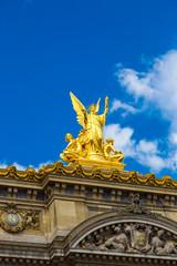 Garnier Opera house in Paris