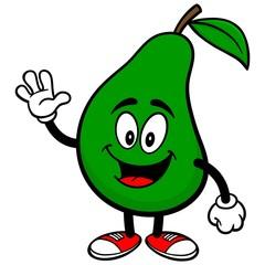 Pear Waving