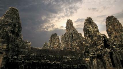Bayon temple, Angkor,