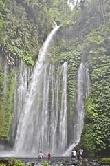 Lombok: cascate di Sendang