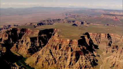 Desert Canyons Rock Cliff