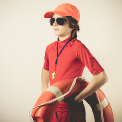 lifeguard boy
