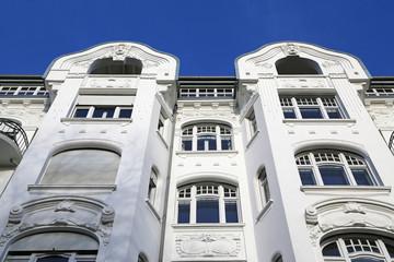 Jugendstil-Gebäude in HH