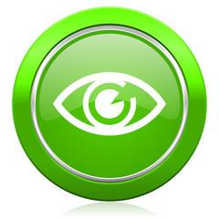 eye icon view sign