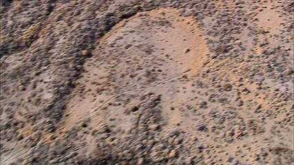 Desert Dry Sand