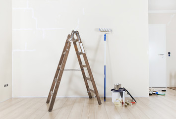 Wohnung streichen