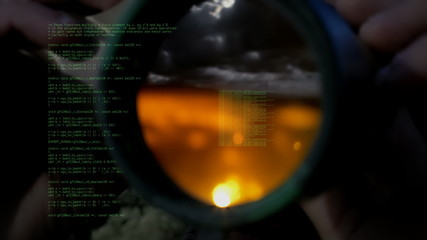 Source code binoculars