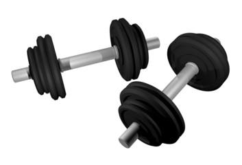 render weights