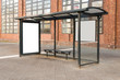 Bus Stop Travel Station - 76605761