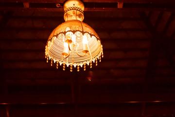 Ceiling light beautiful shape