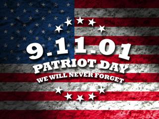 9-11 - patriot day