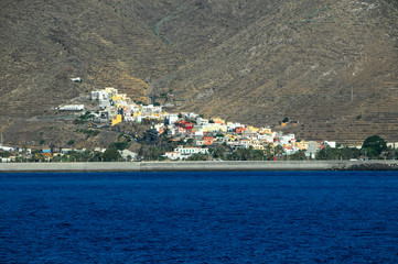 View of La Gomera