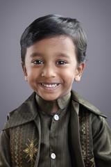 Cute Indian Boy