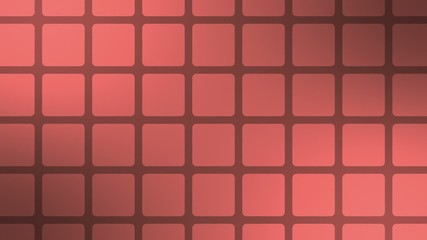 Moving Simple Grid - Abstract Background - red