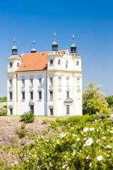 pilgrimage chapel of Saint Florian, Moravsky Krumlov, Czech Repu