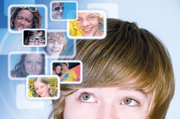 Vernetzte Jugend
