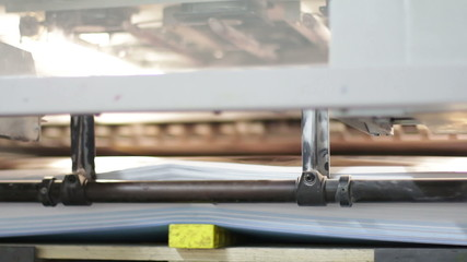 industrial printing of posters,newspapers,leafleats,magazines