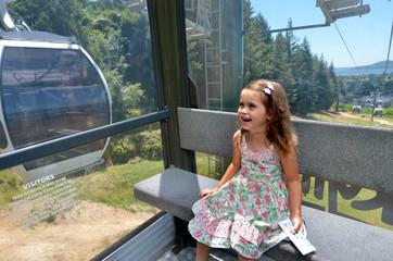 Skyline Gondola Cableway in Rotorua - New Zealand