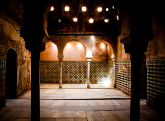 Arabic Bathroom