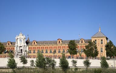 Saint Telmo Palace, Seville